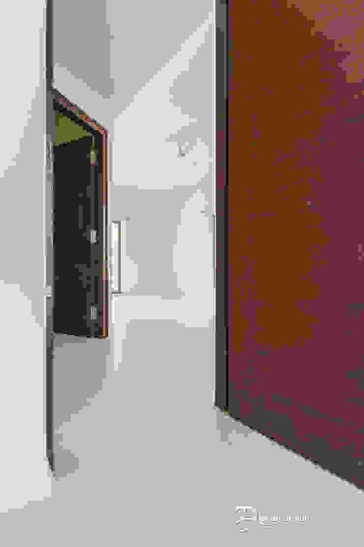 Rekha Raju Residence Modern Bedroom by Etagi Design Collaborative Modern