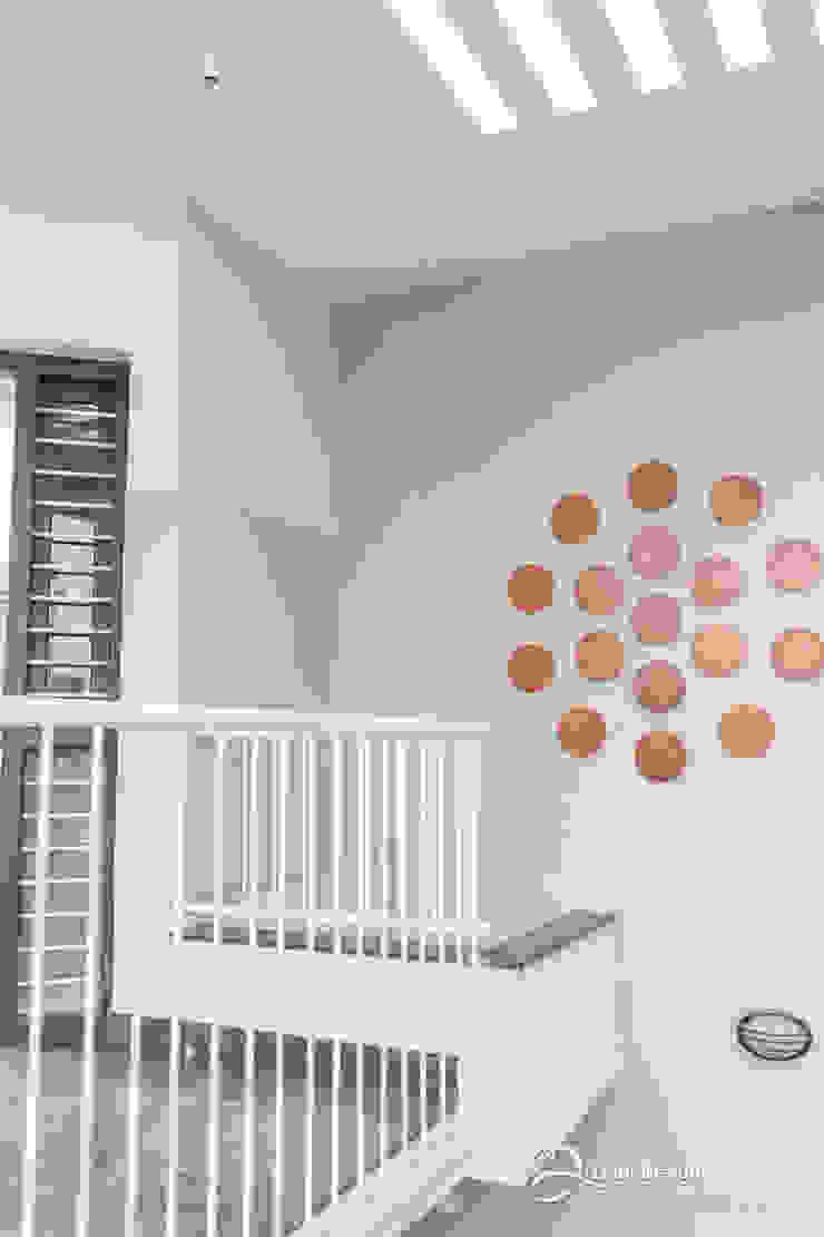 Rekha Raju Residence Modern Houses by Etagi Design Collaborative Modern