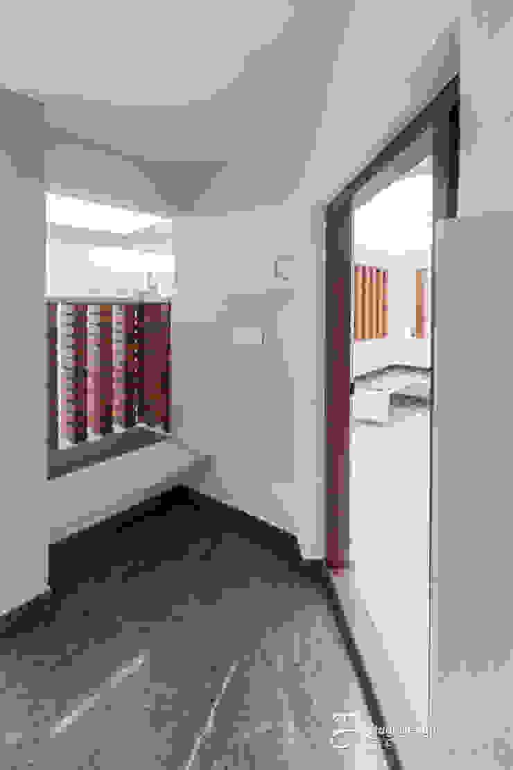 Rekha Raju Residence Modern Garden by Etagi Design Collaborative Modern