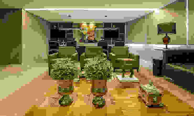 محلات تجارية تنفيذ Cris Nunes Arquiteta, كلاسيكي