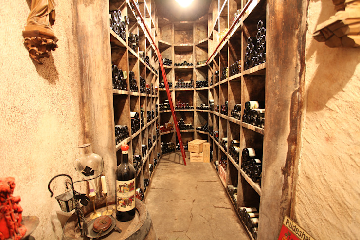 Neugebauer Architekten BDA Wine cellar