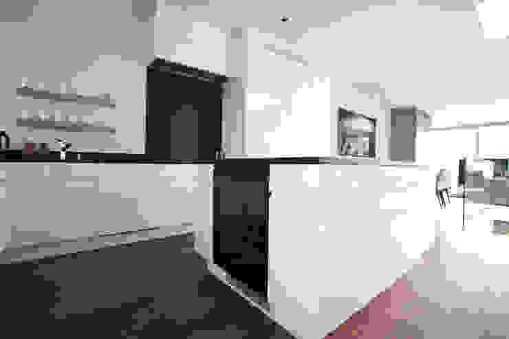 Neugebauer Architekten BDA Modern Kitchen