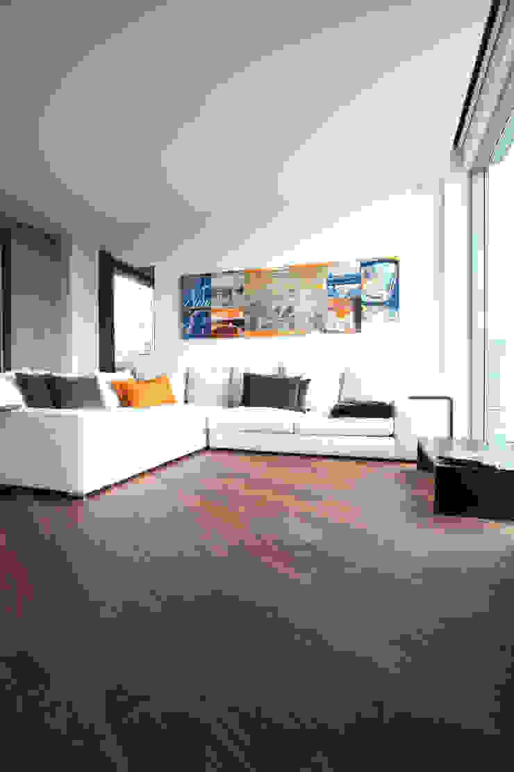 Neugebauer Architekten BDA Modern Living Room