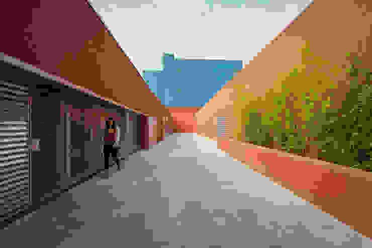 MCI DF - P+0 Arquitectura Casas modernas de pmasceroarquitectura Moderno Concreto