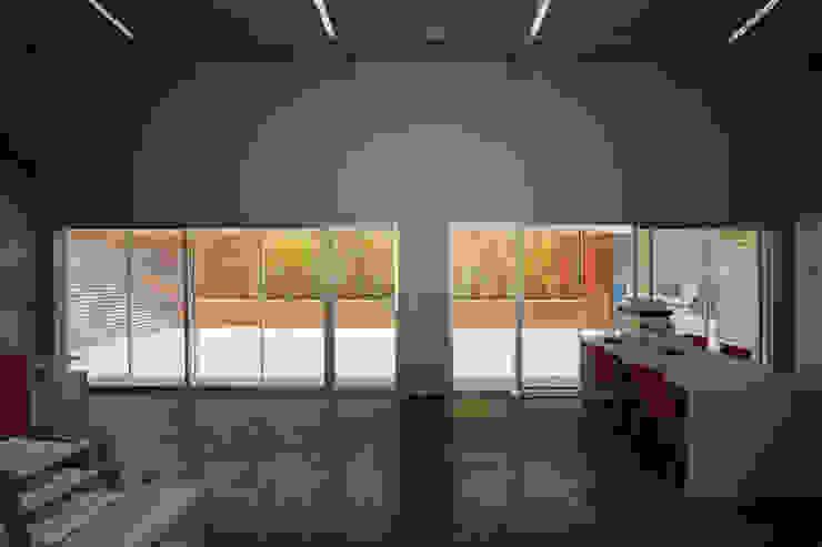 MCI DF - P+0 Arquitectura Estudios y despachos modernos de pmasceroarquitectura Moderno Concreto
