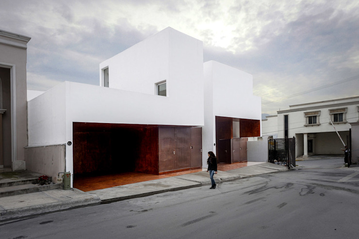 Houses by pmasceroarquitectura, Modern Concrete