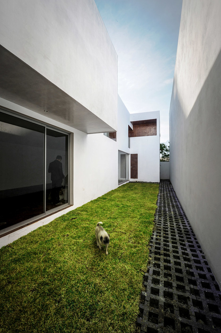 Modern houses by pmasceroarquitectura Modern Concrete