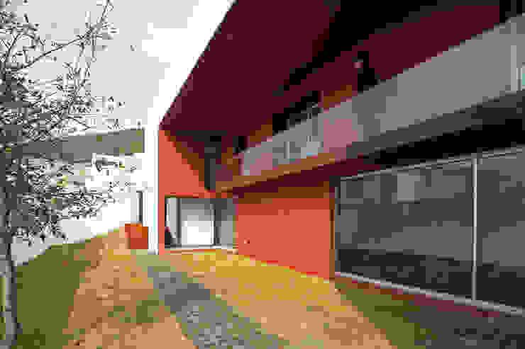 Casas CS - P+0 Arquitectura Casas modernas de pmasceroarquitectura Moderno Concreto