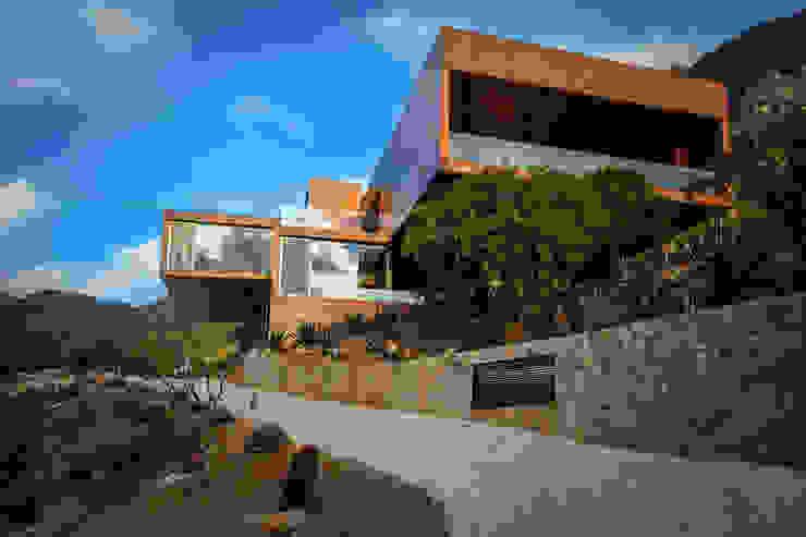 Casa Narigua - P+0 Arquitectura Casas modernas de pmasceroarquitectura Moderno Concreto