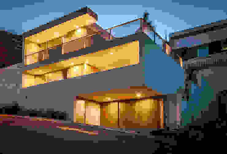 Casa IPE - P+0 Arquitectura Casas de estilo moderno de pmasceroarquitectura Moderno Hormigón