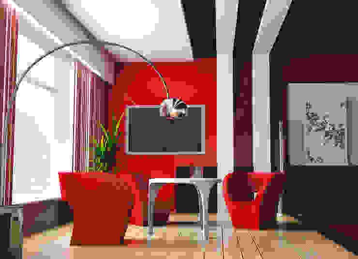 DuraGloss está disponible en cantos bicolor (aluminio + color) para cada color o diseño de la colección. Oficinas de estilo moderno de FORMICA Venezuela Moderno