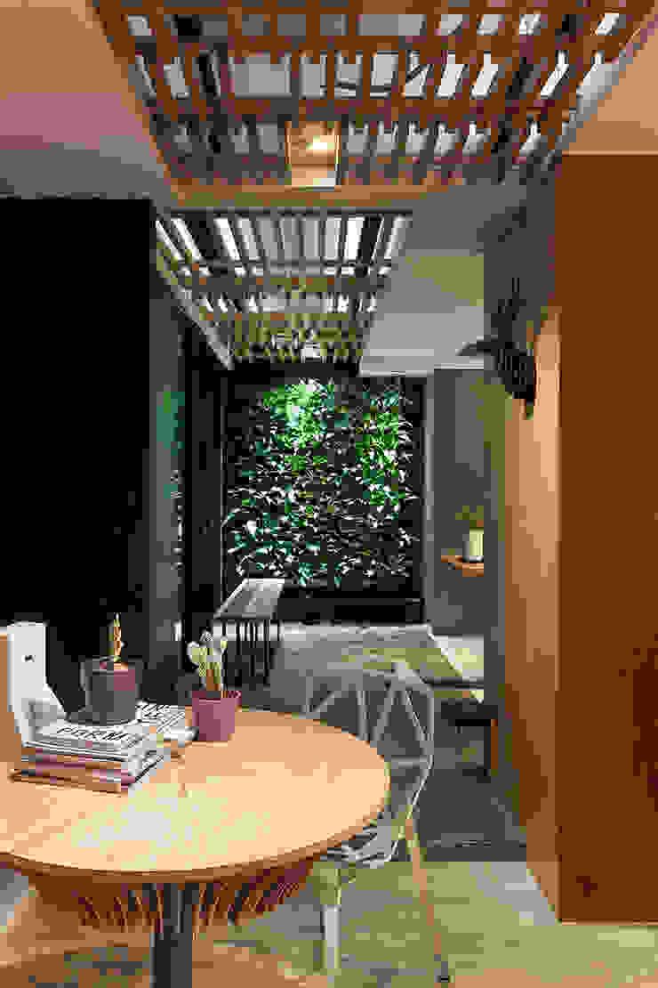 知物│識材 辦公空間 根據 禾光室內裝修設計 ─ Her Guang Design 現代風