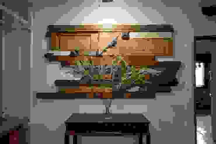 STARSIS ArtworkSculptures Kayu Wood effect