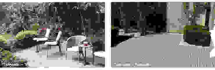 Jardines modernos: Ideas, imágenes y decoración de SUD[D]EN Gärten und Landschaften Moderno