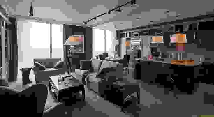 Номинация традиции: интерьер квартиры до 150 м by Archiprofi Classic