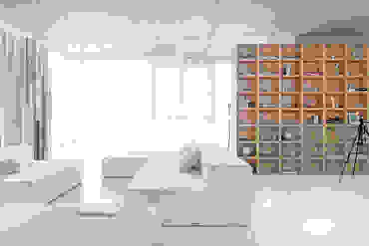 Salas de estilo moderno de Archiprofi Moderno