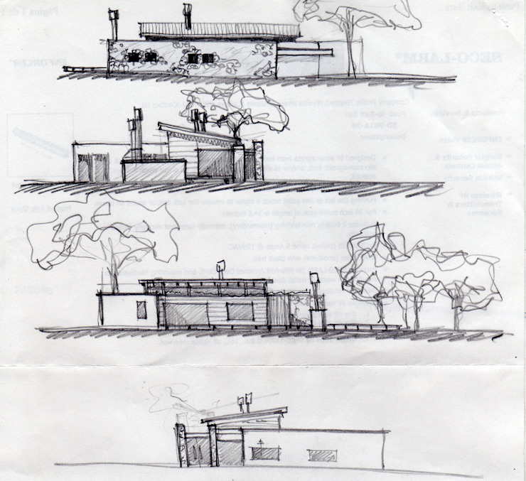 Modern Houses by Diego Porto Arquitecto Modern