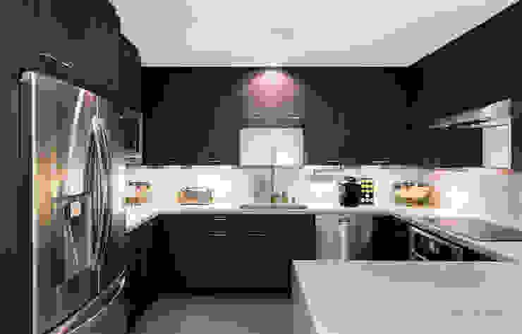 Projekty,  Kuchnia zaprojektowane przez Chibi Moku,