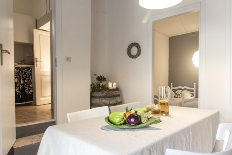 Boite Maison Salle à manger méditerranéenne