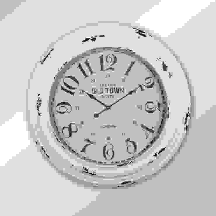 Eskitme Duvar Saati 68 cm. 2036 W Otantik Çarşı Kırsal/Country