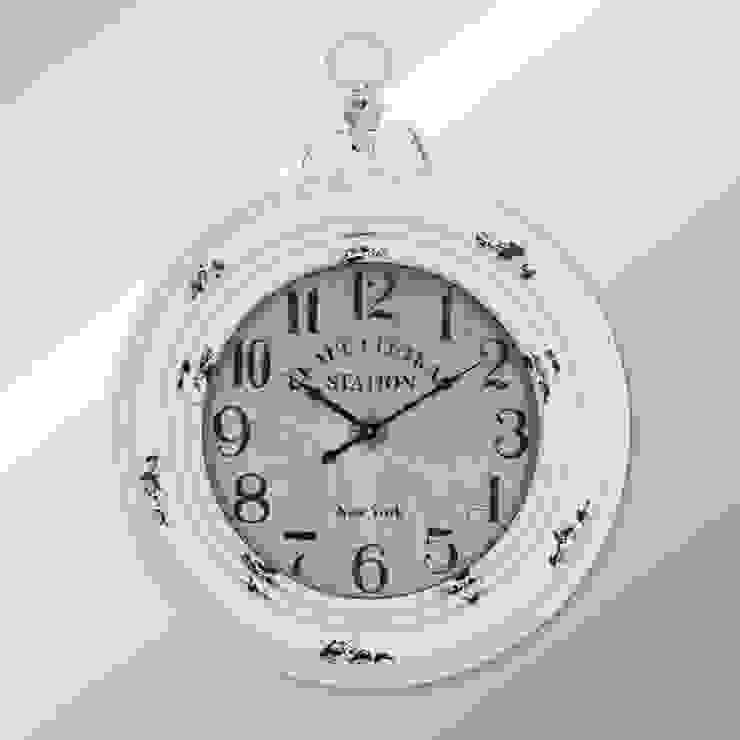 Eskitme Duvar Saati 07 79,5 cm. Otantik Çarşı Kırsal/Country