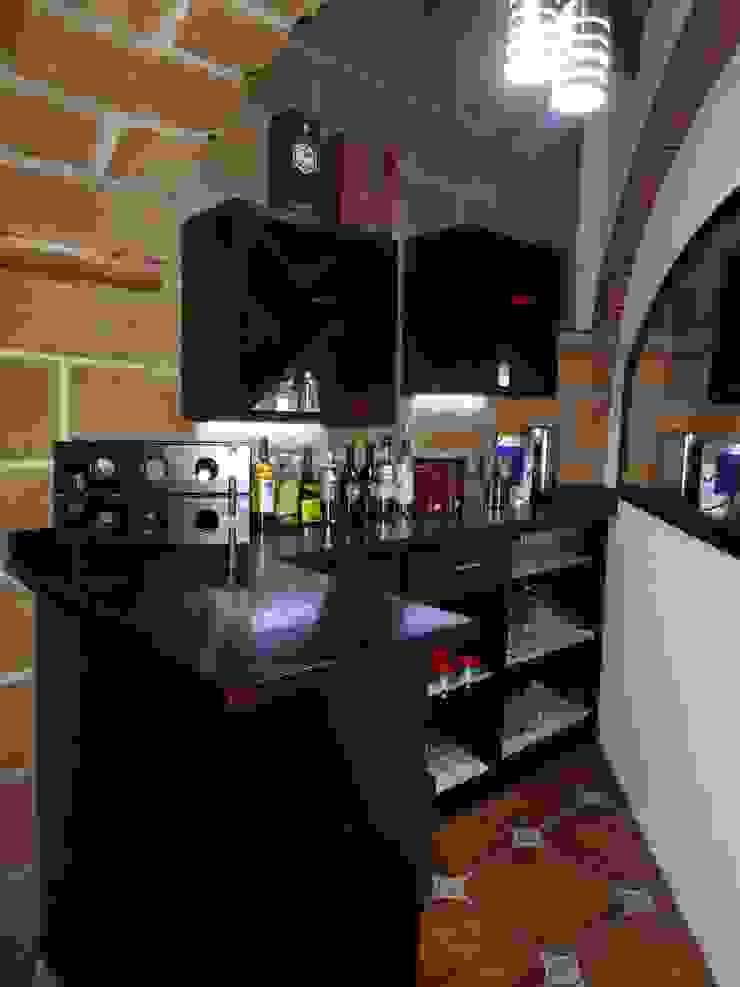 NUV Arquitectura Living roomAccessories & decoration