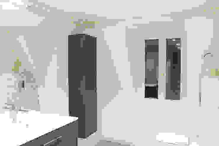 meubles: Salle de bains de style  par Agence ADI-HOME