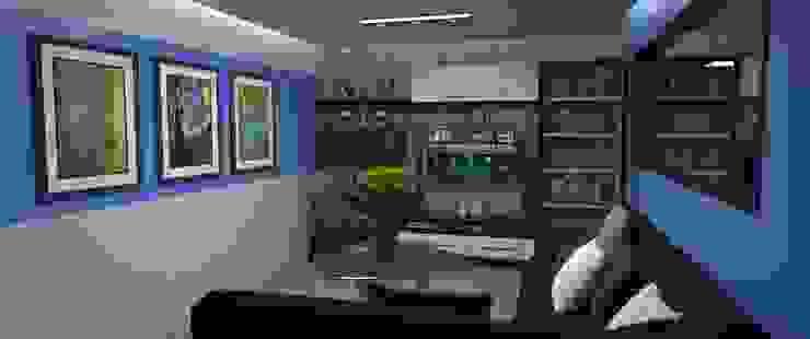 Sala de Estar Salas de estilo moderno de Atahualpa 3D Moderno
