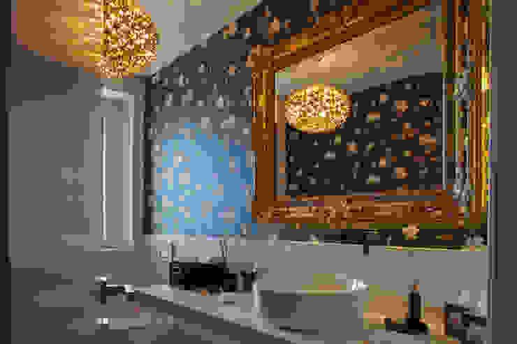 Casas de banho modernas por iarchitects Moderno