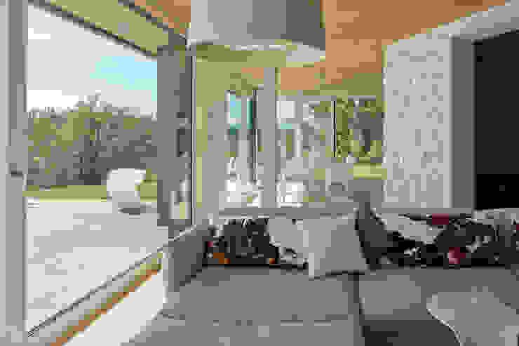 Salas de estar modernas por iarchitects Moderno