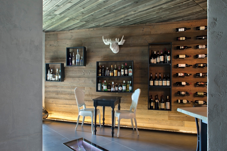 Modern Home Wine Cellar by iarchitects Modern