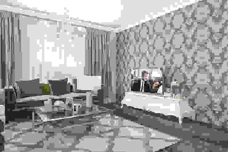 Salon de style  par Студия дизайна интерьера Маши Марченко