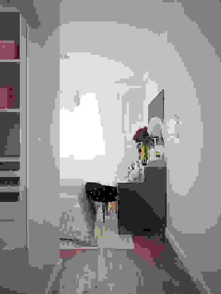 Classic style bedroom by Студия дизайна интерьера Маши Марченко Classic