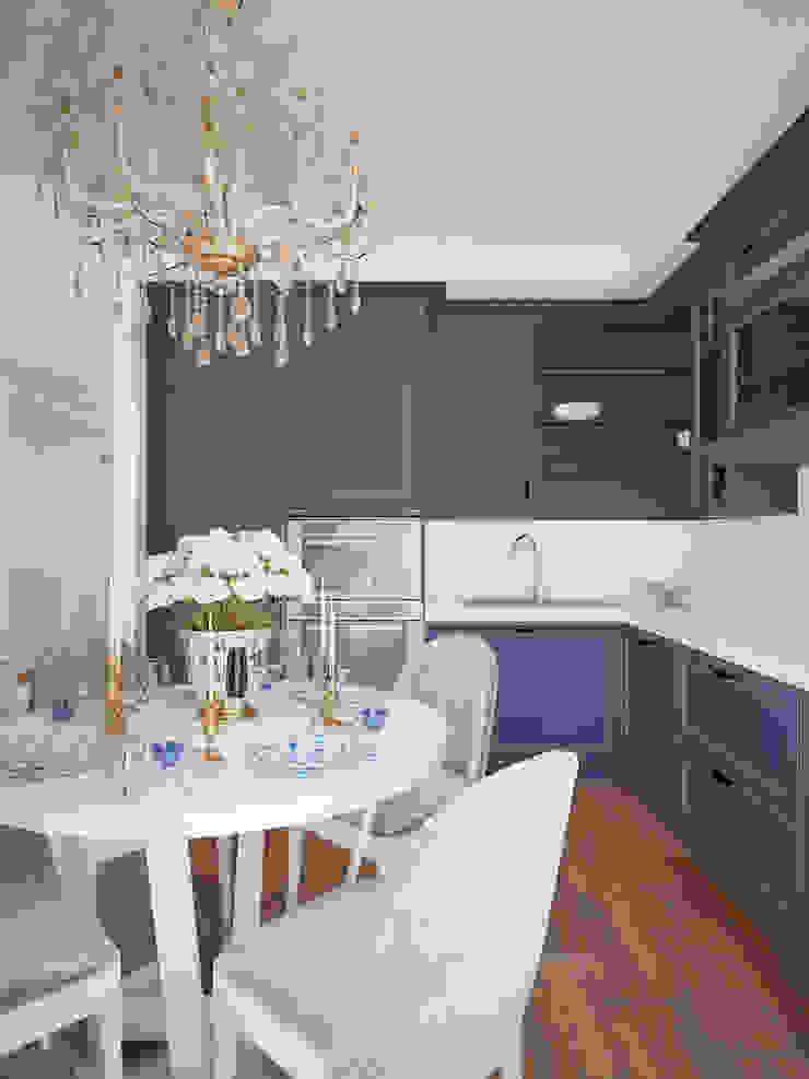 Classic style kitchen by Студия дизайна интерьера Маши Марченко Classic