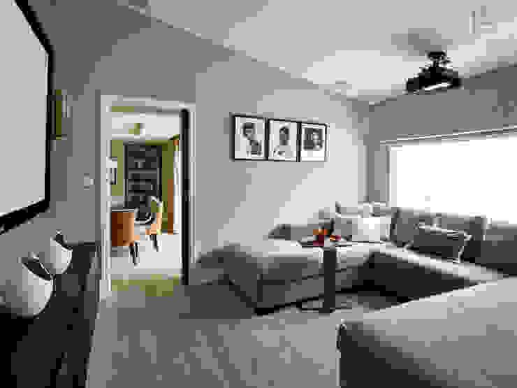 Cinema room design Tailored Living Interiors Media room