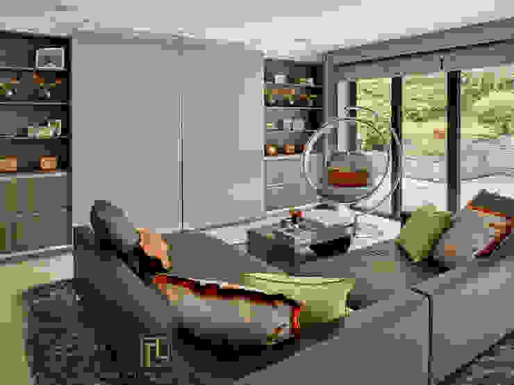 Versatile design Tailored Living Interiors Modern kitchen