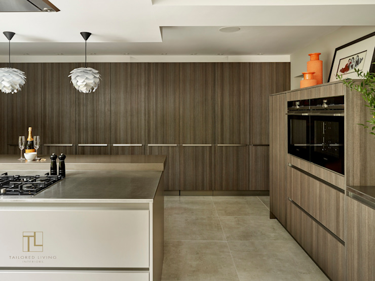 Kitchen Tailored Living Interiors Modern kitchen