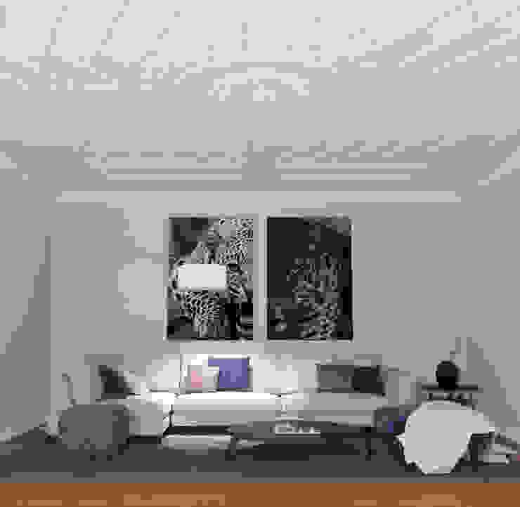 House Frame Wallpaper & Fabrics Gastronomy
