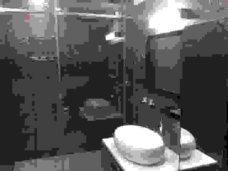 507 meenakshi Modern bathroom by KEYSTONE DESIGN STUDIOS Modern
