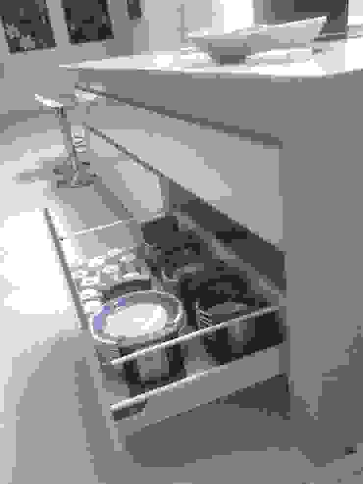 Mobiliario Cocina <q>Morro del Mar</q> de Emrotaca Mediterráneo