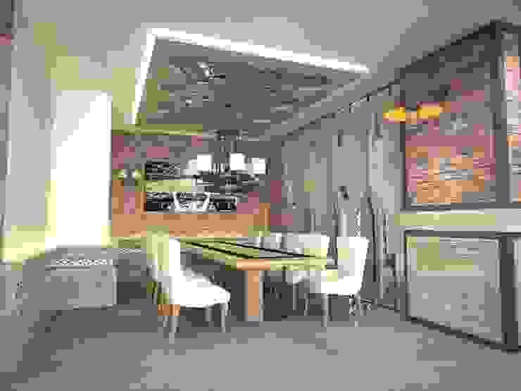 Sivas / amade restaurant cafe Kırsal Yemek Odası Murat Aksel Architecture Kırsal/Country Ahşap Ahşap rengi