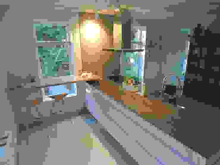 Dapur Modern Oleh Pieter de Jong Keukens Modern