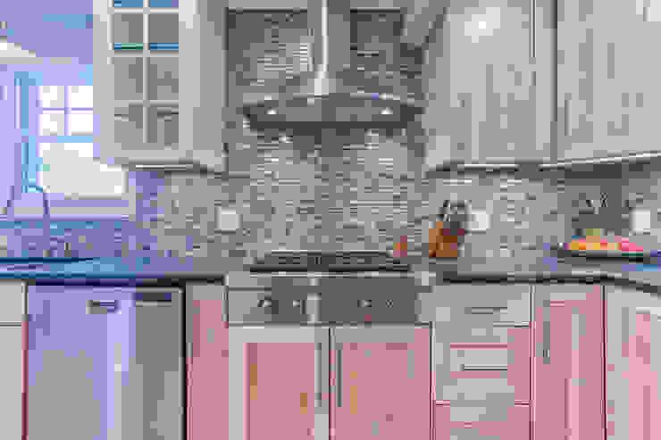 Broadway Estates Kitchen and Powder Room by Studio Design LLC Classic