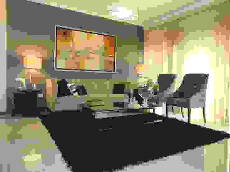 arketipo-taller de arquitectura Living room