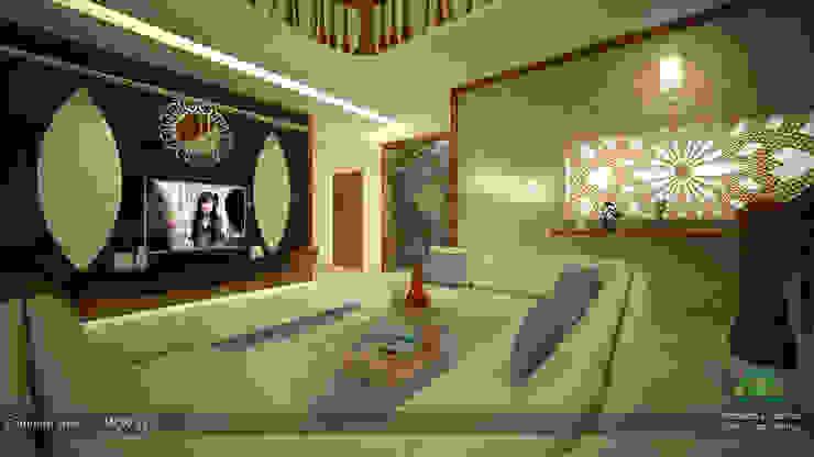 Interiors with Ultra Modern Designs Modern living room by Premdas Krishna Modern