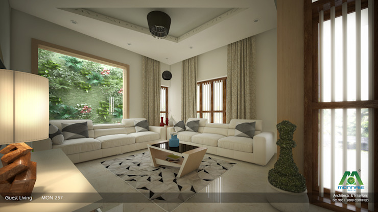 Living room by Premdas Krishna