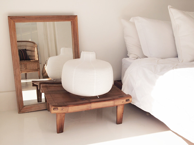 Bedroom by homify, Minimalist Bamboo Green