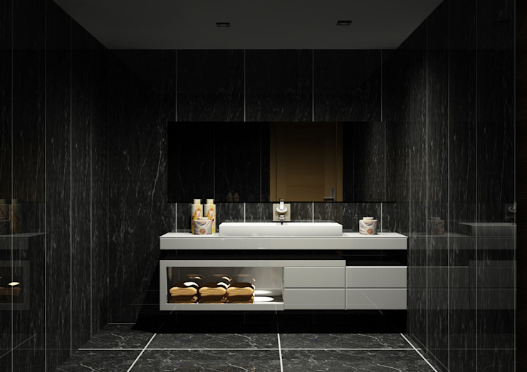 Amplitude - Mobiliário lda Modern Bathroom
