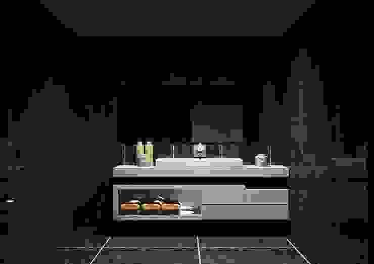 Moderne Badezimmer von Amplitude - Mobiliário lda Modern