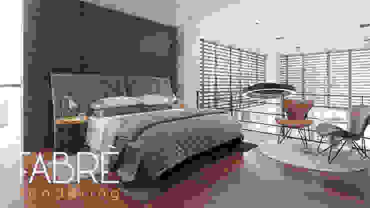 LOFT - ELEGANCIA Dormitorios de estilo moderno de FABRE STUDIO Moderno
